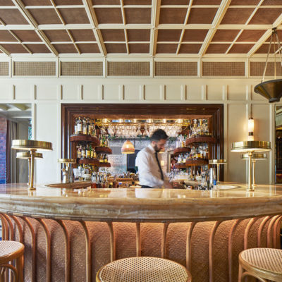 Hotel André Balazs & Manhattan Loft Corporation JV