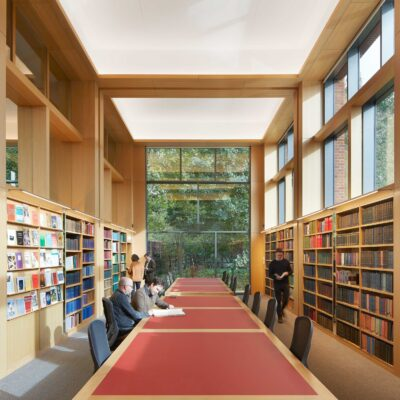 Wright+Wright_Lambeth Palace Library_Hufton+Crow-70