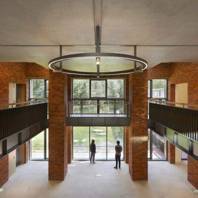 Wright+Wright_Lambeth Palace Library_Hufton+Crow_007_