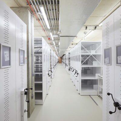 Wright+Wright_Lambeth Palace Library_Hufton+Crow_024_