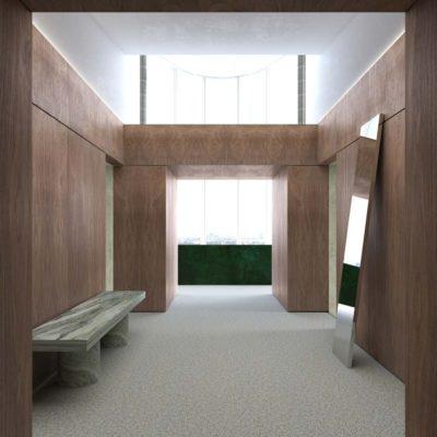 4 Dressing room