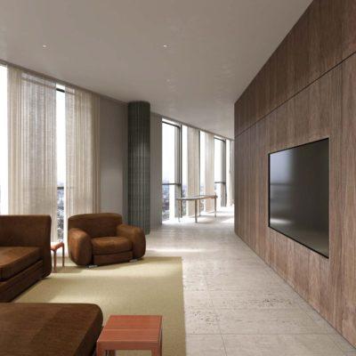 5 TV room