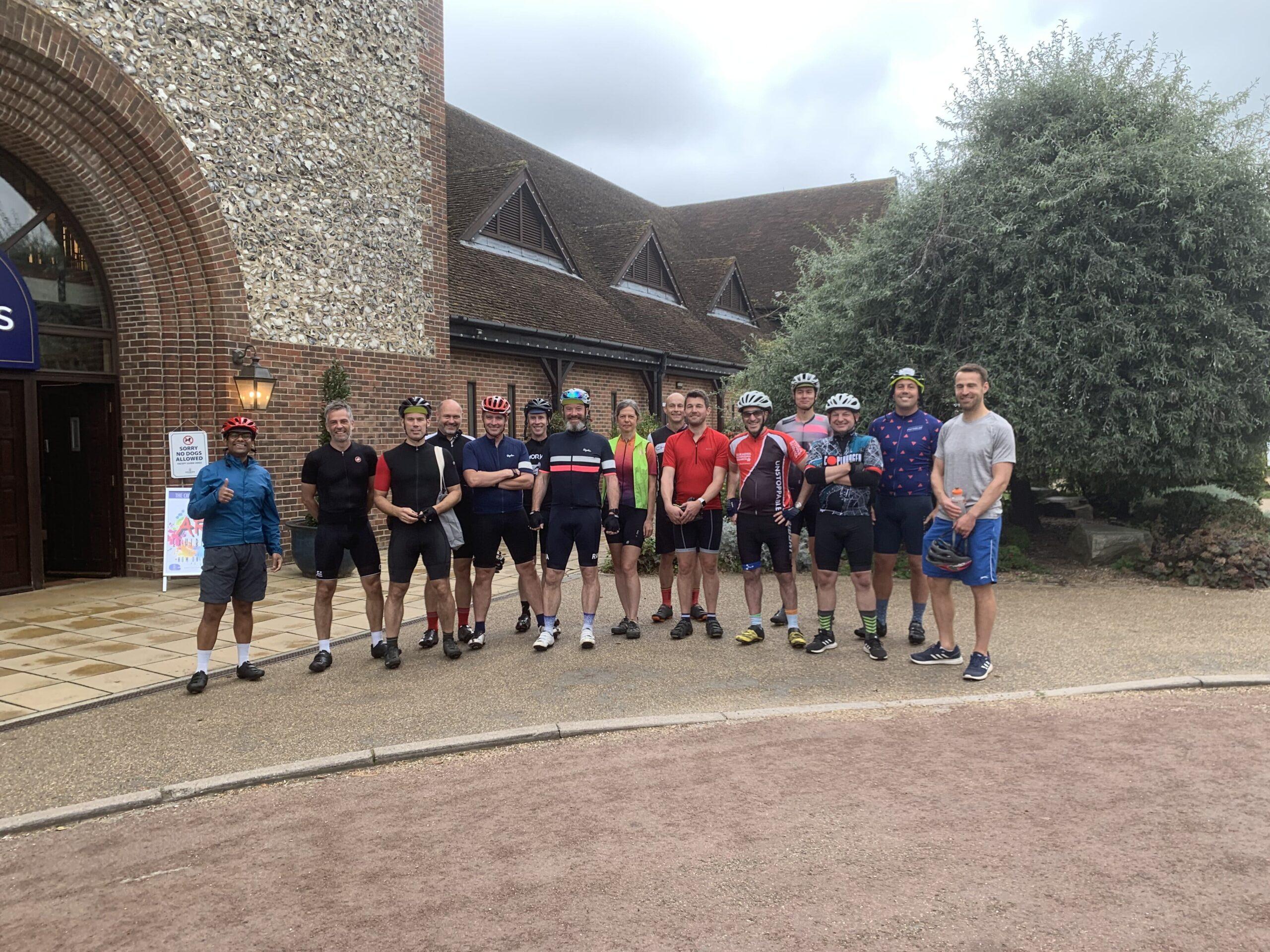 Knight Harwood September Cycling Day